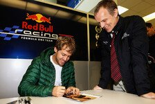 Formel 1 - Gerücht: Vettel bis 2016 ein Bulle?