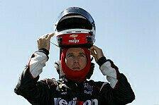 IndyCar - Power dominiert Testfahrten