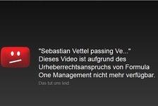 Formel 1 - Blog: Die Unklarheiten des Vettel-Vorfalls