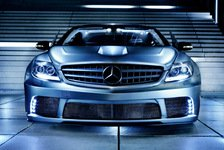 Auto - CL63 AMG mit Black Edition