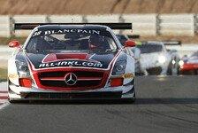 Blancpain GT Serien - Vorschau: Mercedes stockt für die Slowakei auf
