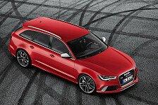 Auto - Vorgestellt: Der neue Audi RS 6 Avant