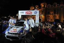 WRC - VW stellt Auto und Fahrerkader vor