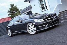 Auto - PP Exklusive mit neuen Mercedes-Felgen