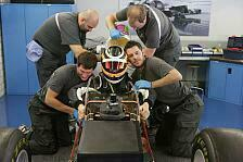 Formel 1 - Sauber zeigt neues Auto am 2. Februar