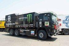 Dakar - Technische Abnahme beginnt