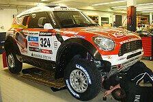 Dakar - KS TOOLS Team zum fünften Mal bei der Dakar