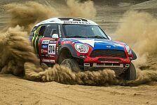 Dakar - Sicherheit hat bei Rallye Dakar oberste Priorität