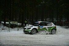 Mehr Rallyes - Jänerrallye: Kopecky ist Halbzeitführender