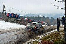 Mehr Rallyes - Baumschlager beendet Jännerrallye auf Platz 3