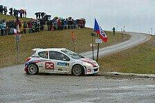 Mehr Rallyes - Jännerrallye: Bouffier geht in Führung