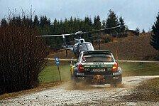 Mehr Rallyes - Video - Jännerrallye 2013