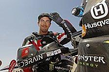 Dakar - Warm-Up Etappe für das Husqvarna Rallye Team
