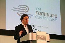 Formel E - Konsortium zur Fahrzeugentwicklung vorgestellt