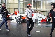 Formel 1 - Video - Perez antwortet den Fans