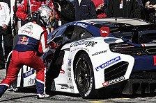 Blancpain GT Serien - Parente an der Seite von Loeb auf McLaren