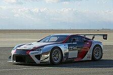 24 h Nürburgring - Toyota tritt 2013 mit Top-Aufgebot an