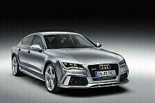 Auto - Dynamik in Bestform: Der Audi RS 7 Sportback