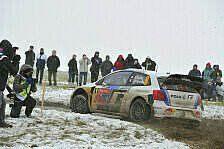 WRC - Monte Carlo: Loeb an der Spitze