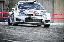 WRC - Monte Carlo: Ogier im Shakedown top