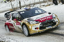 WRC - Loeb baut Führung weiter aus