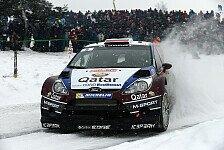 WRC - Novikov schnappt sich dritten Platz