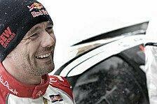 WRC - Loeb vor Comeback: Habe wieder richtig Spaß