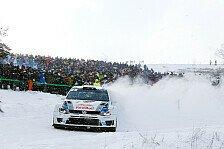 WRC - Volkswagen: Sisteron und Co. gemeistert