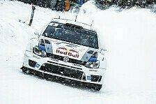 WRC - Ogier führt in Schweden