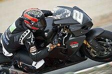 Superbike - Guter Testauftakt für Suzuki