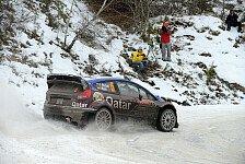 WRC - Novikov und Hänninen patzen kurz vor dem Ziel