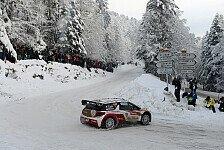 WRC - Loeb greift nach Monte-Sieg