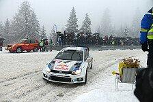 WRC - Ogier im Qualifying voran
