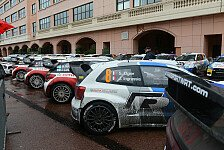 WRC - 20 World Rallye Cars in Schweden