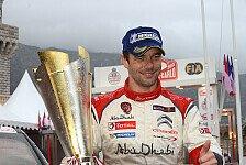 WRC - Sebastien Loeb im Portrait