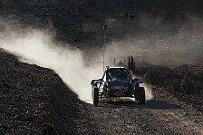 Dakar - Video: Tim Coronel heizt durch die Dünen um Belen