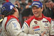WRC - Loeb: Monte-Sieg ändert nichts am Plan
