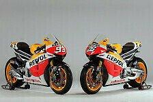 MotoGP - Video - Teampräsentation Repsol Honda