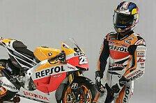 MotoGP - Marquez: Muss noch viel lernen
