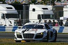 Mehr Sportwagen - Audi in Daytona in Startreihe drei