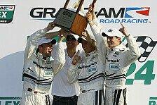 Mehr Sportwagen - Daytona: Audi triumphiert in GT-Klasse