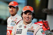 Formel 1 - Perez: Unglaublicher Moment