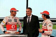 Formel 1 - McLaren fährt, um zu gewinnen