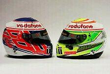 Formel 1 - Perez: Glücklich an Buttons Seite