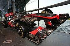 Formel 1 - Goss: Keine Stufennase, kein passives DRS