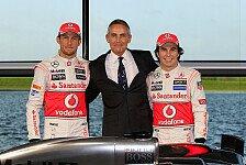 Formel 1 - Whitmarsh: Cooler Perez