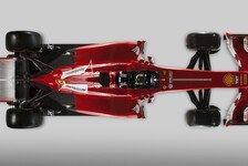 Formel 1 - Technikanalyse Ferrari F138