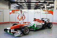 Formel 1 - Force India präsentiert den VJM06