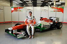 Formel 1 - Blog: Force Indias fragwürdiges Erscheinungsbild