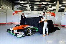 Formel 1 - Video - Präsentation des Force India VJM06